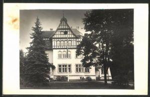 AK Dresden-Blasewitz, Schulungsheim der N.S. Schwesternschaft, Goetheallee 18