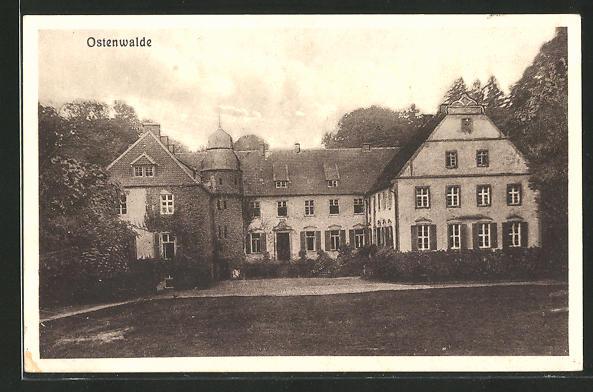 AK Melle, Schloss Ostenwalde