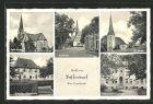 AK Bissendorf, Kath. Kirche, Dorfmitte, Ev. Kirche, Wersche-Kinderheim, Mütter-Erholungsheim