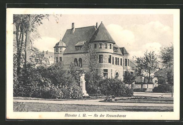 AK Münster, An der Kreuzschanze