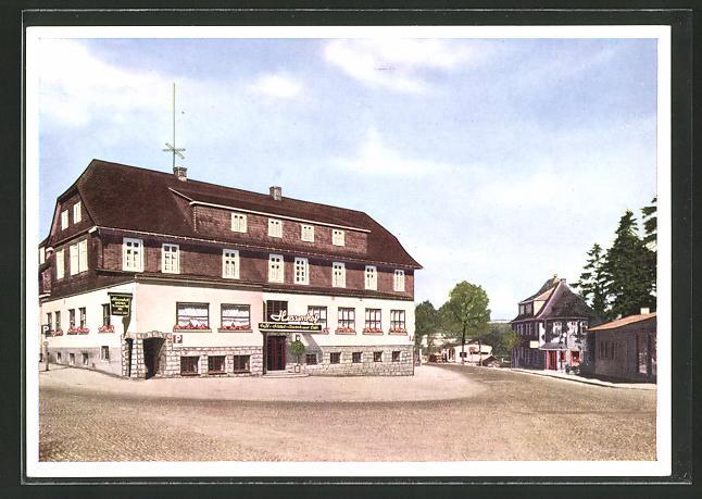 AK Winterberg / Hochsauerland, Hotel Hessenhof