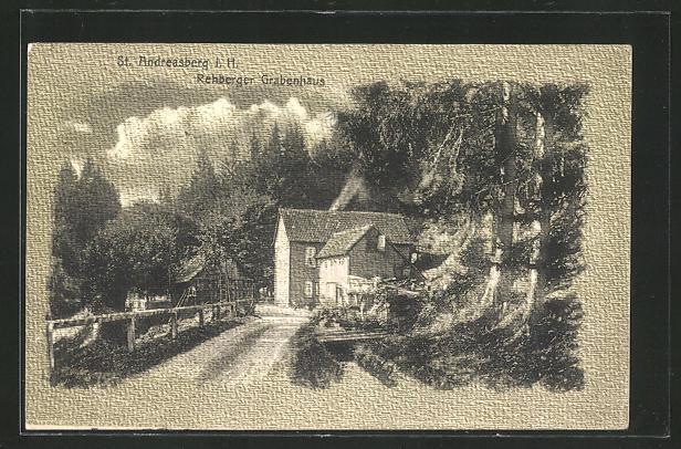 AK St. Andreasberg, Am Rehberger Grabenhaus