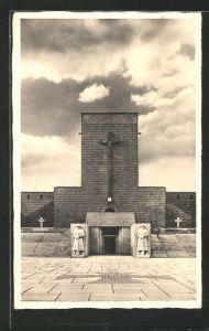 AK Hohenstein, Reichsehrenmal Tannenberg, Hindenburggruft