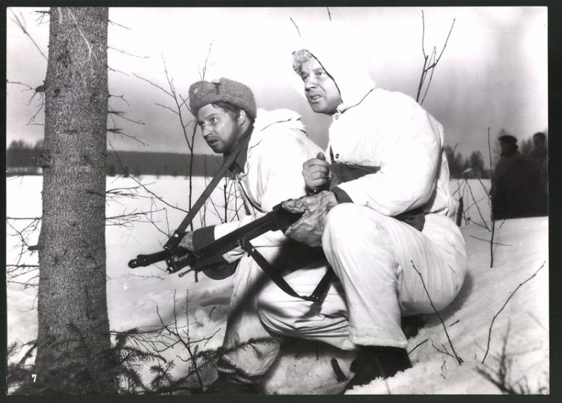 Fotografie Kriegsfilm 1956
