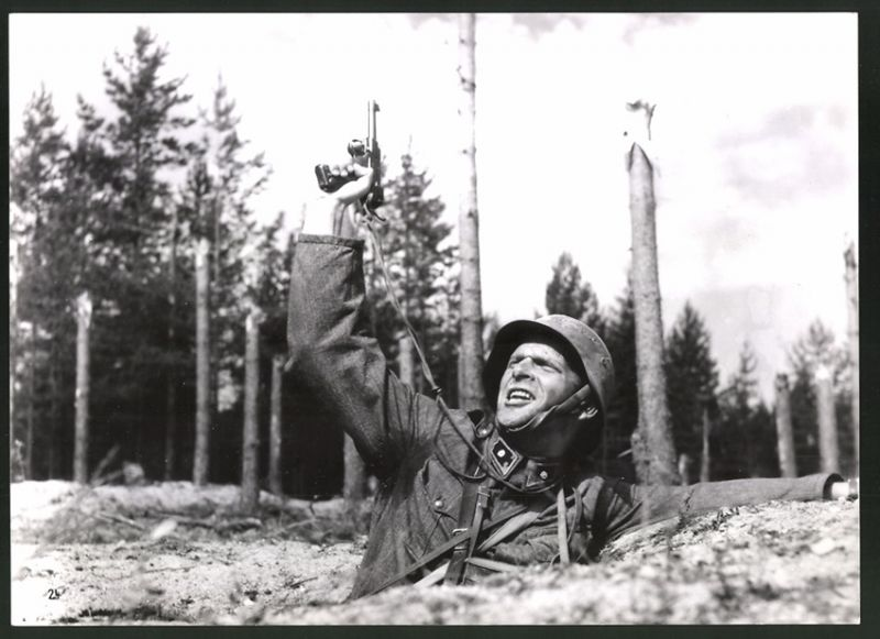 Fotografie Kriegsfilm