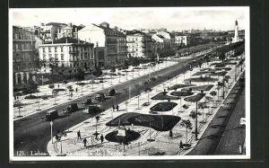 AK Lisboa, Trecho da Avenida da Liberdade