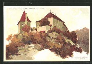 AK Laupen, Le Chateau