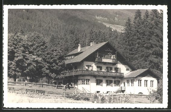 AK Innsbruck, Alpengasthof Gramart am Wald 0
