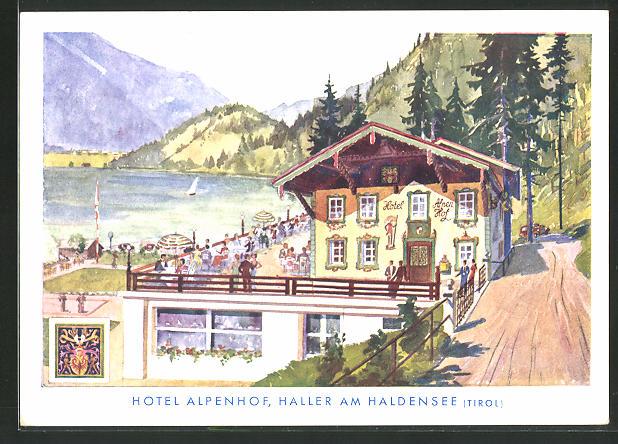 AK Haller, Hotel Alpenhof am Haldensee 0