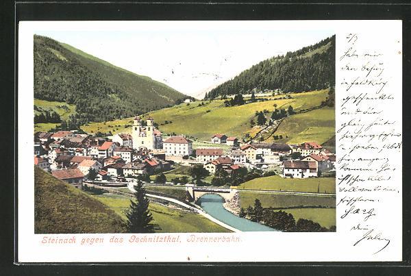 AK Steinach, Ortsansicht 0