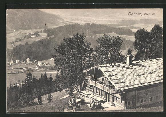 AK Obholz, Ortspanorama 0