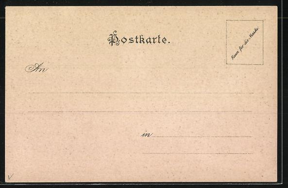 AK Innsbruck, Partie an der Hofkirche 1
