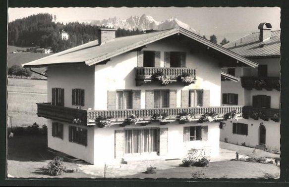 AK Kitzbühel, Pension v. Anderl Molterer 0