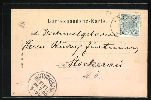 AK Zwieselstein, Ortspartie im Gebirge 1