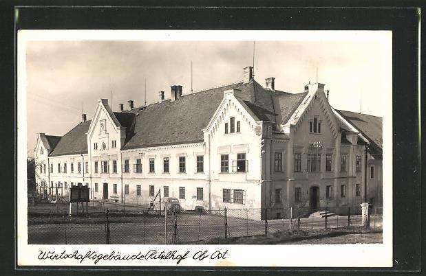 AK Ritzlhof, Wirtschaftsgebäude 0
