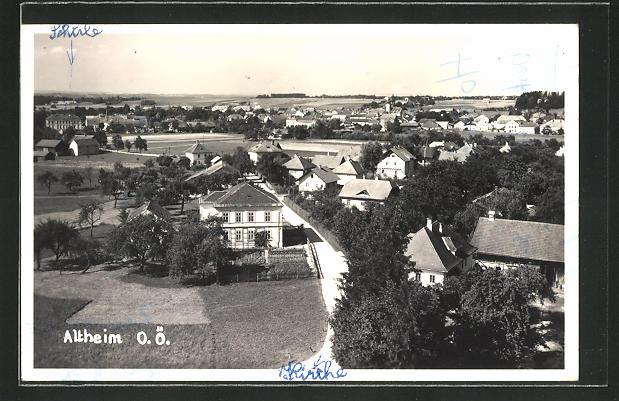 AK Altheim, Panorama 0