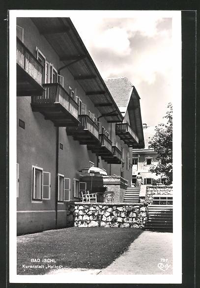 AK Bad Ischl, Kuranstalt