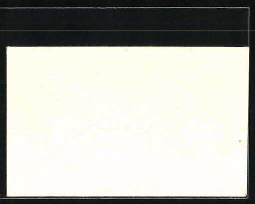AK Landpoststempel Mitterfelden über Freilassing, auf Briefumschlag 1