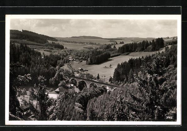 AK Landpoststempel Heinersdorf über Lobenstein (Thür.) 1