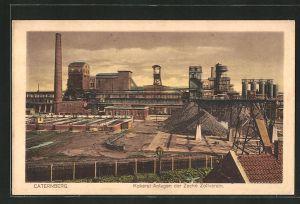 AK Caternberg, Kokerei-Anlagen der Zeche Zollverein