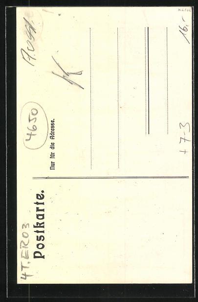 AK Gelsenkirchen, Verbandsfest 1907 1