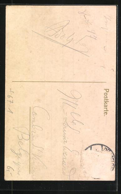 AK Düsseldorf, 21. Wanderausstellung der Deutschen Landwirtschaftsgesellschaft 1907, Messegelände 1