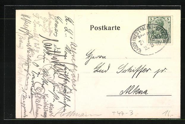 AK Altena, Wappen des Realgymnasiums 1