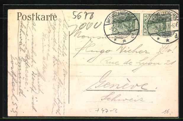 AK Wermelskirchen, Absolvia, Wappen