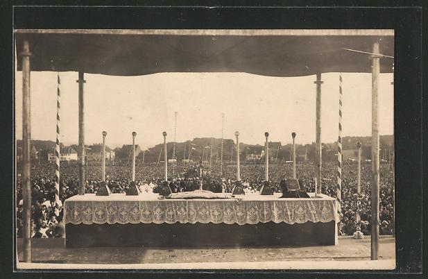 AK Essen, 71. Katholikentag 31.08.-5.09.1932 0