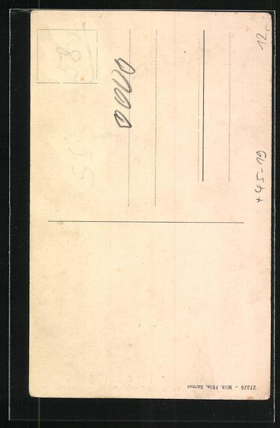 AK Elberfeld, Turner-Vereinigung 1913, zum Besten des Jahn-Denkmals 1
