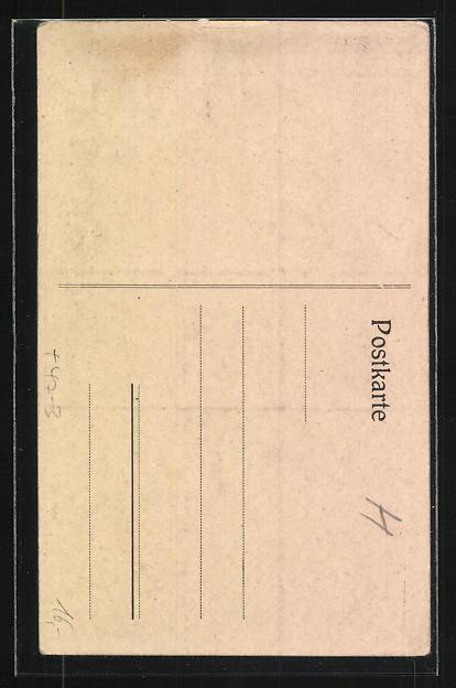 AK Oberhausen, Die Einjährigen der Oberschule 1919, Durch edler Aar! Die Wolke muss dir weichen!, Absolvia 1