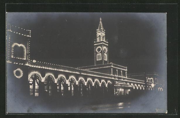 AK Karlsruhe, Jubiläumsfesttage September 1906 0
