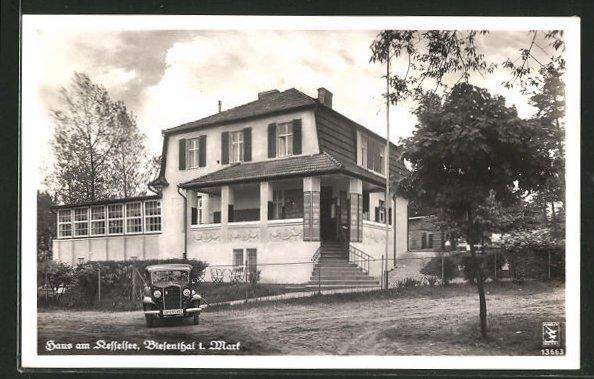 AK Biesenthal, Gasthaus \