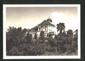 AK Grüningen, Schloss Grüningen, 900-Jahrfeier von Schloss & Städtchen 1038-1938