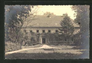 AK Löwenbruch, Erholungsheim des Vaterländischen Frauenvereins