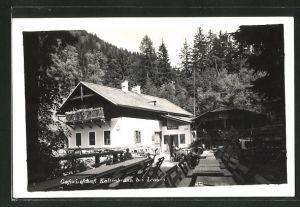 AK Kaltenbrunn, Gastwirtschaft von Michael Sellmeister