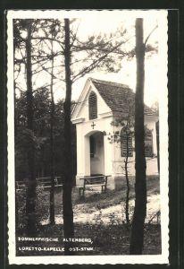 AK Altenberg, An der Loretto-Kapelle