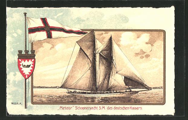 AK Binnenschiff