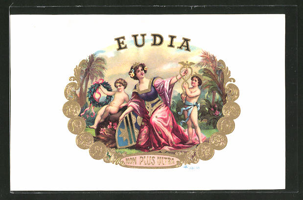 Lithographie Medikament, Eudia non plus Ultra