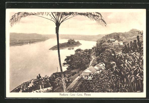 AK Fiji, Naduro - Lou - Lou, Rewa
