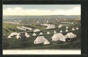 AK Bulford, military camp