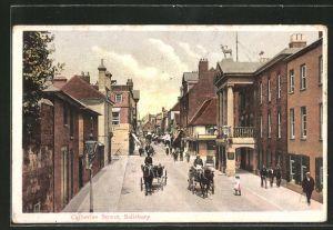 AK Salisbury, Catherine Street