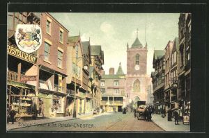 AK Chester, Bridge Street & St. Peter's