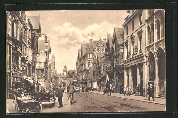 AK Chester, Eastgate Street 0