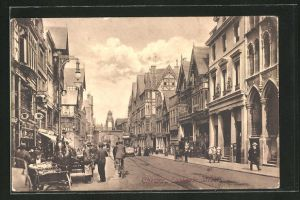 AK Chester, Eastgate Street