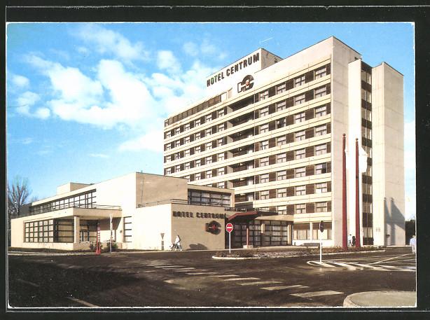 AK Frydek-Mistek, Hotel Centrum