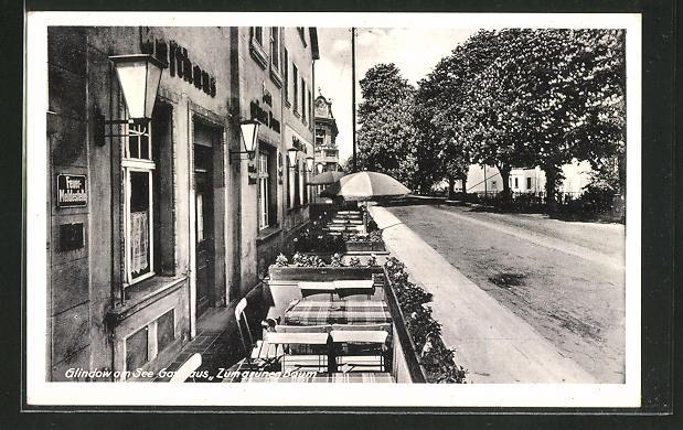 AK Glindow am See, Gasthaus