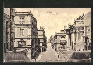 AK Malta, Strada Reale