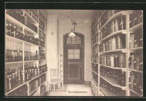 AK Astenet, St. Katharinenstift mit Vorratskammer