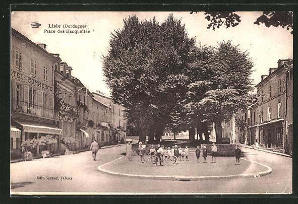 AK Lisle, Place des Banquettes